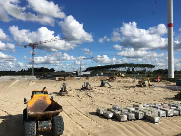 VDAB verwerft gronden langs de Pildersweg in Roeselare.