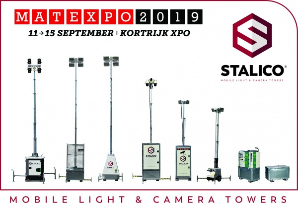Maak kennis met de nieuwste STALICO MOBILE LIGHT & CAMERA TOWERS