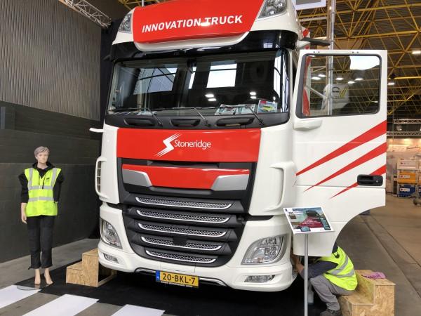 Een Truck zonder spiegels onafhankelijk welk merk? Kom af op stand 646