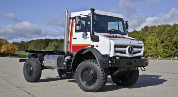 Unimog : le camion passe-partout