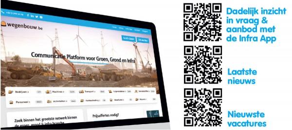 Website Wegenbouw.be en