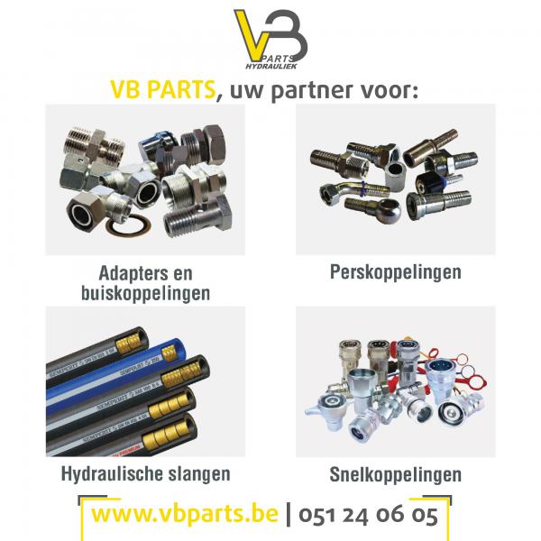 VB Parts, Uw partner in koppelingen.