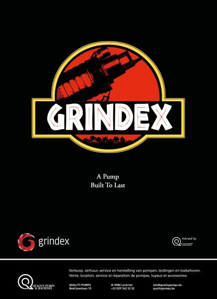 Grindex. Built To Last