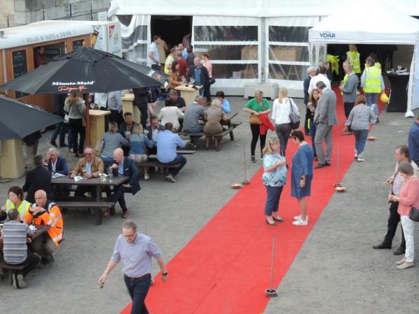 Feestelijke opening nieuw VDAB-opleidingscentrum Roeselare